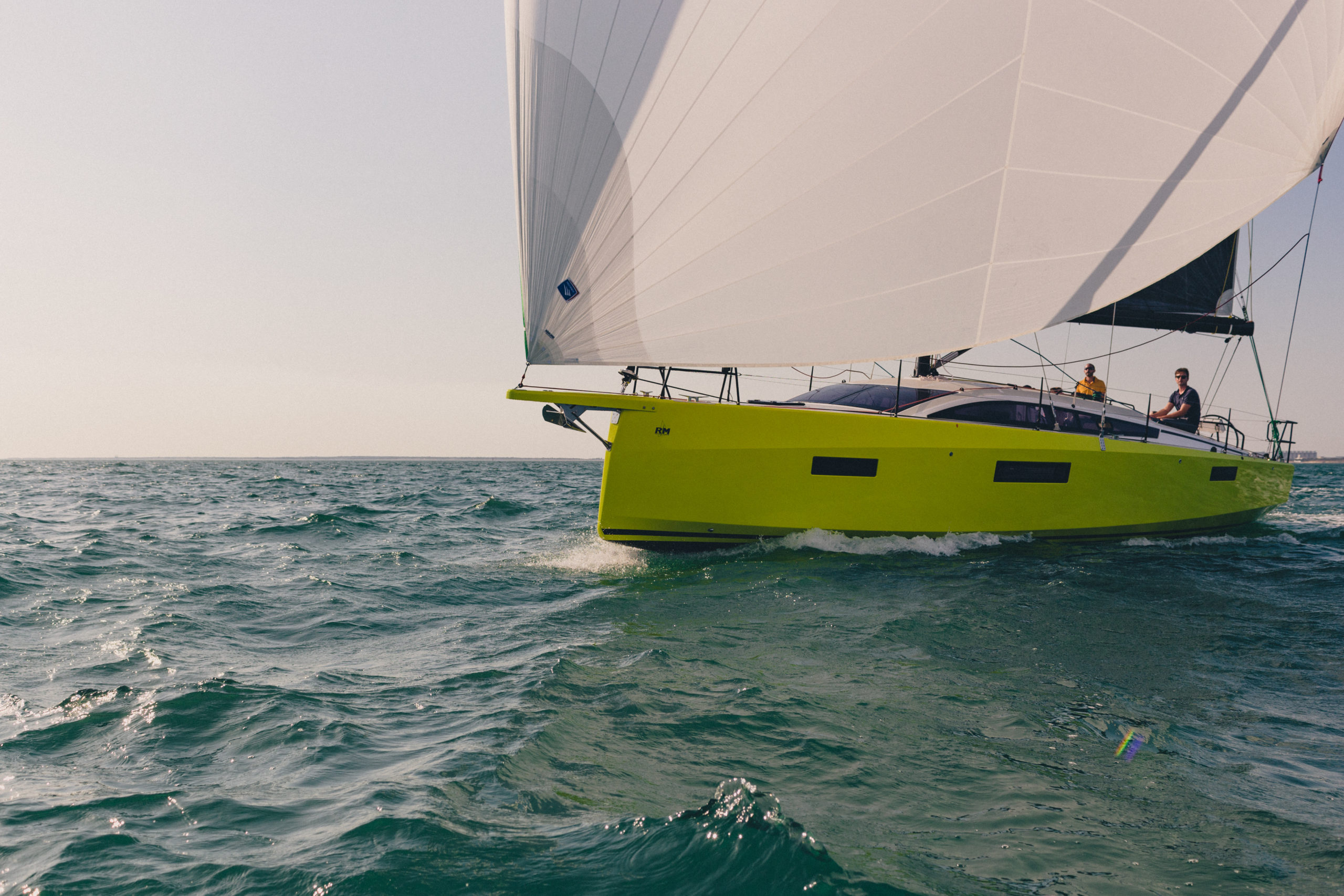 Toby Hodges, Yachting World