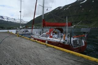 Pikourous à Seyðisfjörður